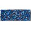 Swarovski Crystal Rock Rectang 63.5x25mm Bermuda Blue Crystal